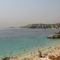 Mallorca has incredible beaches -- love the Mediterranean!