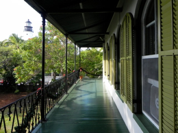 Ernest Hemingway's House in Key West