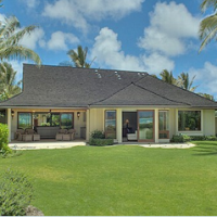 Obama's Hawaiian Villa