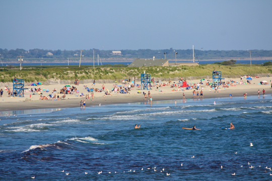second beach rhode island