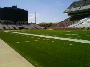 Longhorns stadium