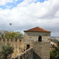 Moorish Castle Walls