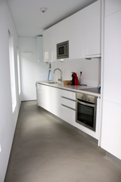 modern kitchen lisbon