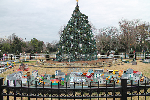 National Christmas Tree Pageant of Peace at President's Park