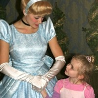 Cinderella at Disney
