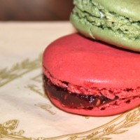 Macarons at Laduree in New York City