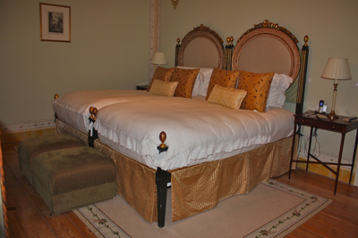 bed in sintra