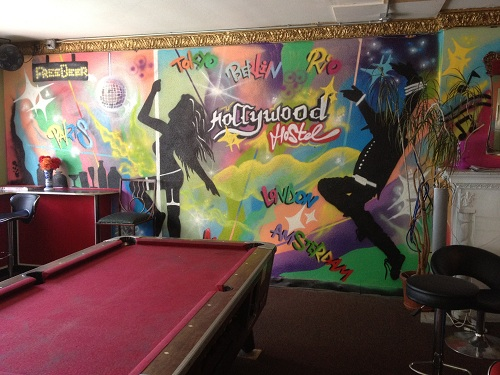hollywood youth hostel