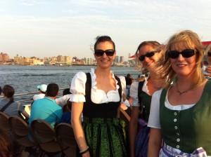 nyc skyline dirndls