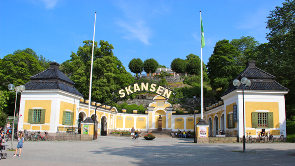 Skansen: Sod Roof Houses, Bears and Great Views of Stockholm Beautiful Fairy Pictures