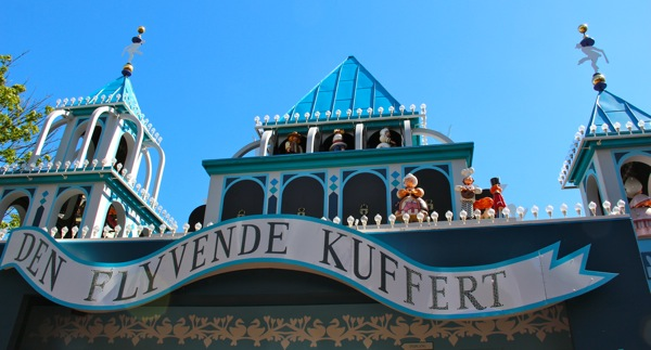 "The Hans Christian Andersen ride at Tivoli is called ""The Flying Carpet."""