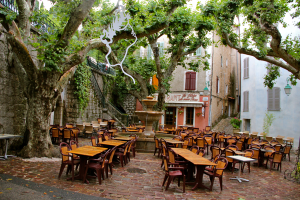 Seillans, France, has been official designated one of the prettiest villages in France.