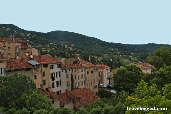 Seillans certainly deserves to be called one of the most beautiful villages in France!