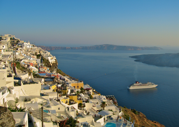 Do YOU think Santorini is the most beautiful island in the whole world?