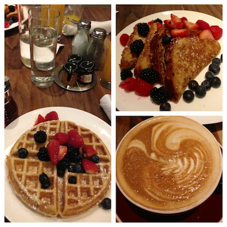 Brunch at The LCL: Bar & Kitchen, New York City