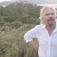 "Richard Branson tells ""My Story of Necker Island"" in a personal, passionate and riveting video."