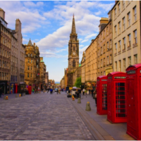 Explore Edinburgh on the Cheap