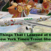 6 Things I Learned at the New York Times Travel Show 2015
