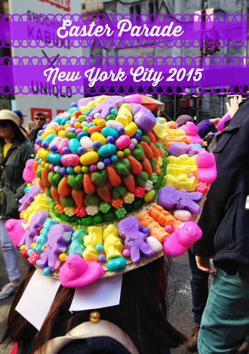 Amazing hats at the Easter Parade and Bonnet Festival in NYC 2015