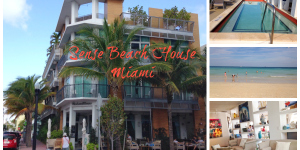 Sense Beach Hotel in Miami, Florida
