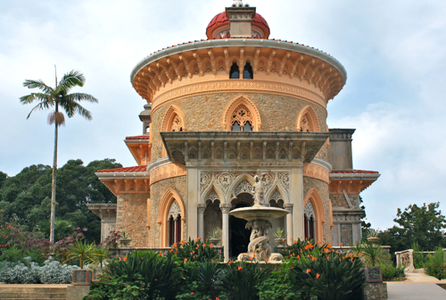Monserrate A Slideshow Of The Romantic Sintra Palace